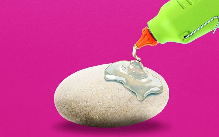 Beberapa Ide Sederhana Memanfatkan Resin