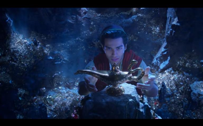 Disney's Aladdin Teaser Trailer 2019