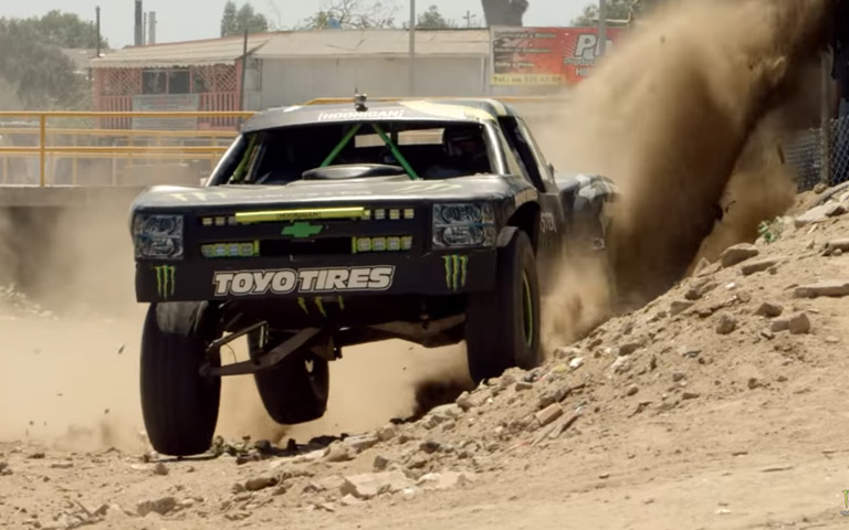 Monster Energy: Ballistic BJ Baldwin Recoil 2