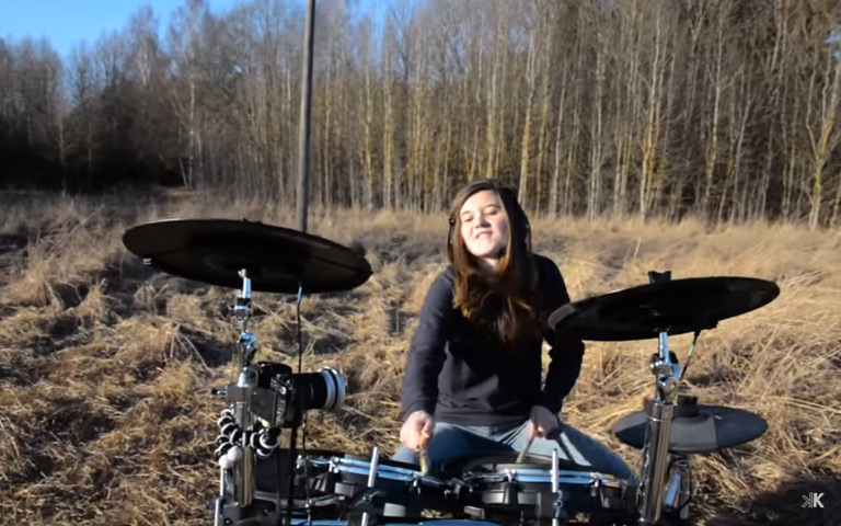 Faded  (Drum Cover By TheKays)