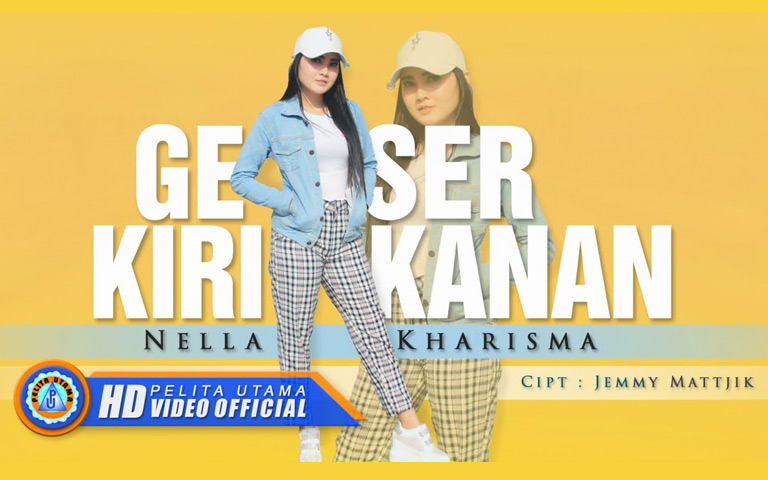 GESER KIRI KANAN ( Official Music Video)