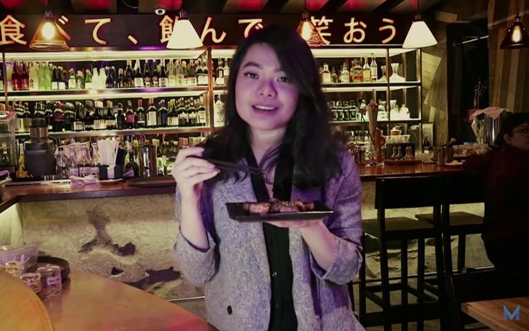 Kuliner: Masakan Jepang Membuat Cewek Ini Tergoda