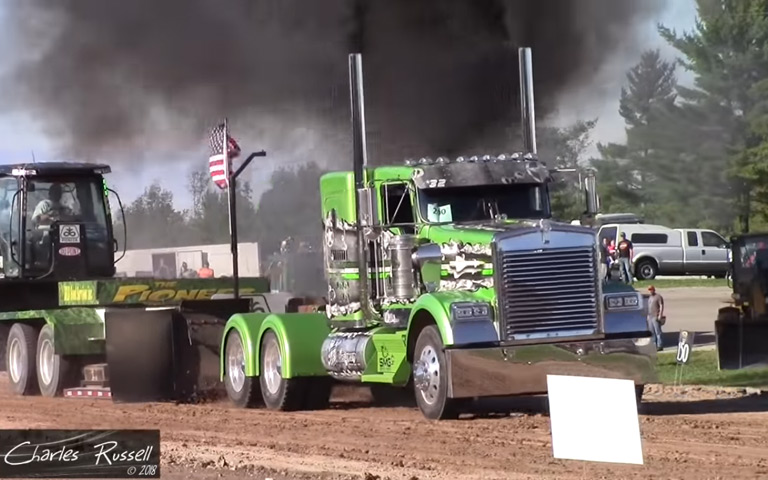 Over The Top Diesel Showdown