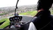 Bagaimana Teknik Menerbangkan Helikopter