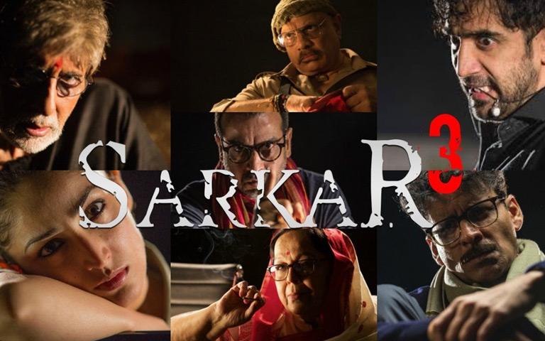 Sarkar 3 Trailer (Hindi)